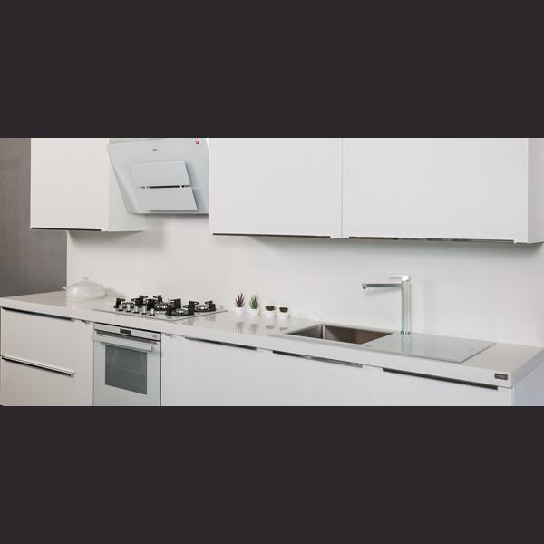 Belenco Juliet White Mutfak Tezgahı Modelleri