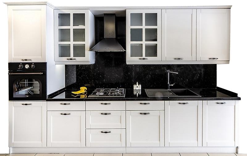Belenco Spa Black Mutfak Tezgahı Modelleri