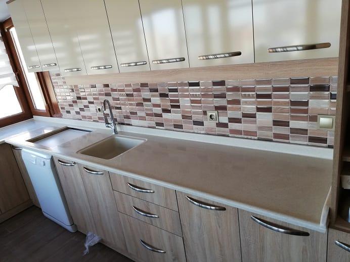 Üsküdar mermerit mutfak tezgahı Modelleri