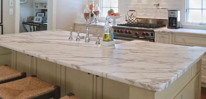 Mermer mutfak tezgahı Modelleri