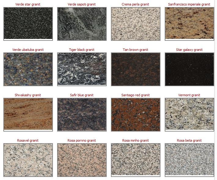 Doğal granit fiyatları