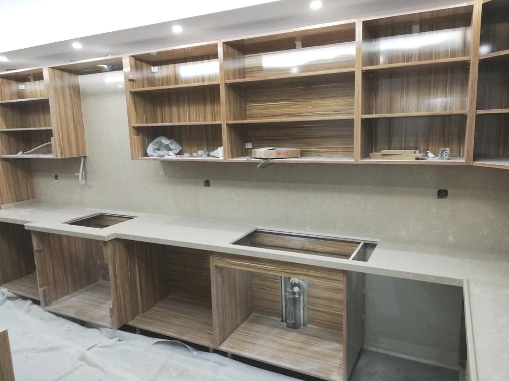 Belenco Mocca Mousse Mutfak Tezgahı Modelleri